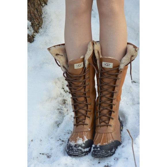 641de527ff2 Ugg Adirondack II Tall Waterproof Boots